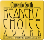 ConventionSouth Reader's Choice Award